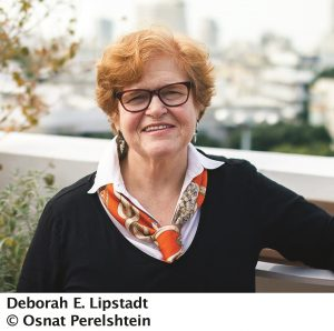 Deborah Lipstadt to Present at Network Annual Conference