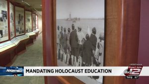 TAKE ACTION! Never Again Education Act & Trauma-Informed Modernization of Eldercare (TIME)  for Holocaust Survivors Act