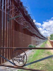 We Were Strangers Too:  Reflections from the U.S. - Mexico Border