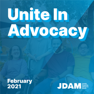 Jewish Disability Advocacy Month Starts This Week
